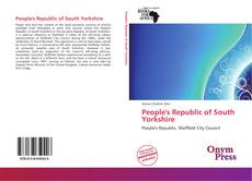 Bookcover of People's Republic of South Yorkshire