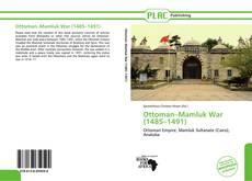 Обложка Ottoman–Mamluk War (1485–1491)