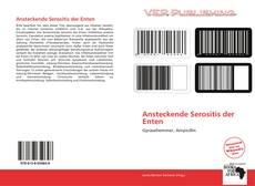 Ansteckende Serositis der Enten kitap kapağı