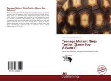 Teenage Mutant Ninja Turtles (Game Boy Advance)的封面