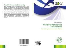 Обложка People'S Democratic Dictatorship
