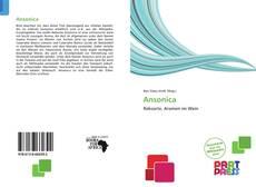 Borítókép a  Ansonica - hoz