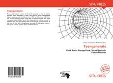 Buchcover von Teengenerate