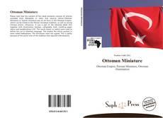 Обложка Ottoman Miniature