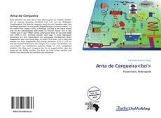 Buchcover von Anta de Cerqueira