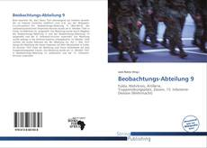 Bookcover of Beobachtungs-Abteilung 9