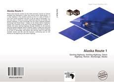 Portada del libro de Alaska Route 1