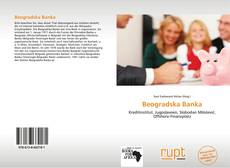 Copertina di Beogradska Banka