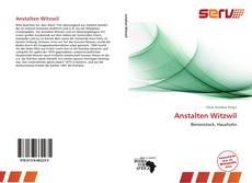 Borítókép a  Anstalten Witzwil - hoz