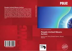 Bookcover of People United Means Action