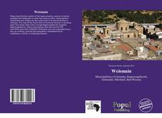 Bookcover of Weismain