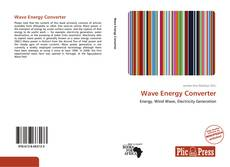 Bookcover of Wave Energy Converter