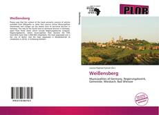 Bookcover of Weißensberg