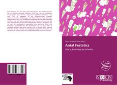 Bookcover of Antal Festetics