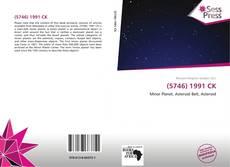 Borítókép a  (5746) 1991 CK - hoz