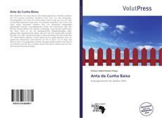 Capa do livro de Anta da Cunha Baixa