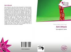 Bookcover of Ant Attack