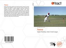 Bookcover of Teesra