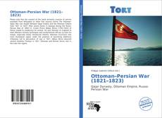 Bookcover of Ottoman–Persian War (1821–1823)