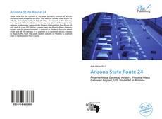 Arizona State Route 24 kitap kapağı