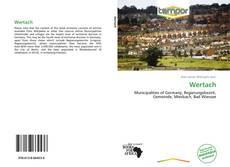 Bookcover of Wertach