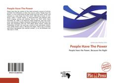 Bookcover of People Have The Power