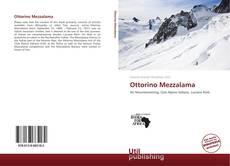 Copertina di Ottorino Mezzalama