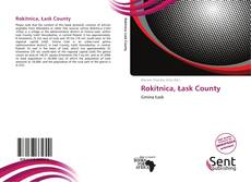Bookcover of Rokitnica, Łask County
