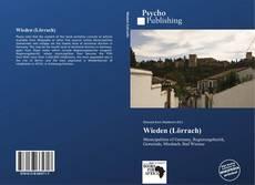 Wieden (Lörrach) kitap kapağı