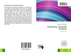 Bookcover of Kostroma, Torpedo Kutaissi