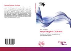 Bookcover of People Express Airlines