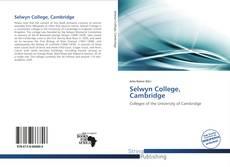 Buchcover von Selwyn College, Cambridge