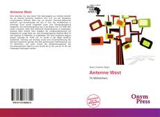 Bookcover of Antenne West
