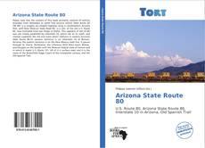 Bookcover of Arizona State Route 80