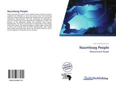 Bookcover of Naumkeag People