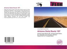 Bookcover of Arizona State Route 187