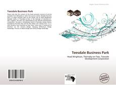 Bookcover of Teesdale Business Park