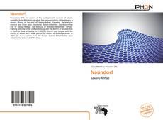 Capa do livro de Naundorf
