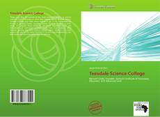 Bookcover of Teesdale Science College