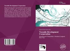 Buchcover von Teesside Development Corporation