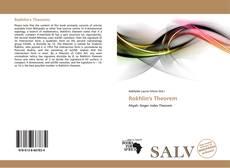 Capa do livro de Rokhlin's Theorem
