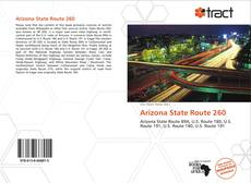 Couverture de Arizona State Route 260