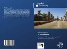 Wilhelmsthal kitap kapağı
