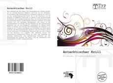 Buchcover von Antarktischer Krill
