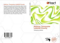 Bookcover of Rokitno, Tomaszów Lubelski County