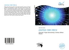 Couverture de (55752) 1991 PD12