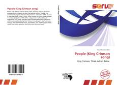 Bookcover of People (King Crimson song)