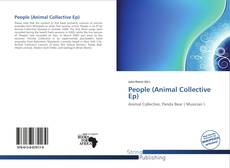 Buchcover von People (Animal Collective Ep)