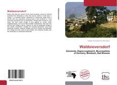 Waldsieversdorf kitap kapağı