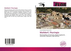 Bookcover of Walldorf, Thuringia